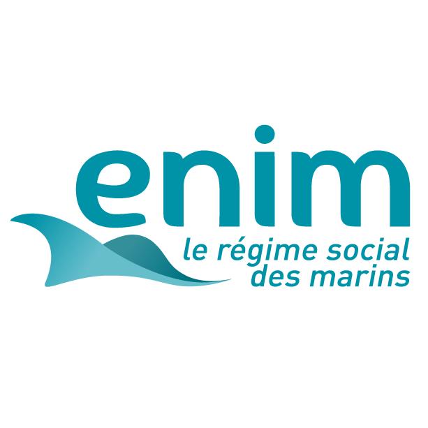 LOGO ENIM - Le régime social des marins