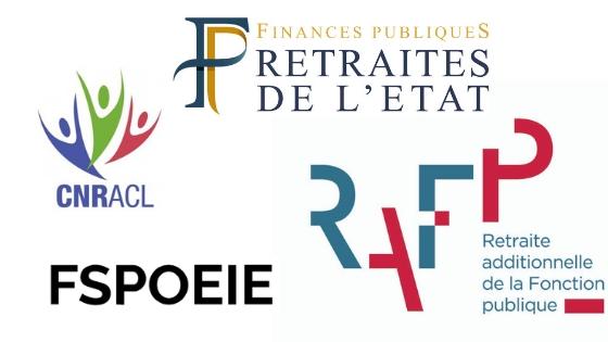 logo caisses retraite fonctionnaires