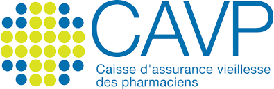 logo CAVP - caisse d'assurance vieillesse des pharmaciens