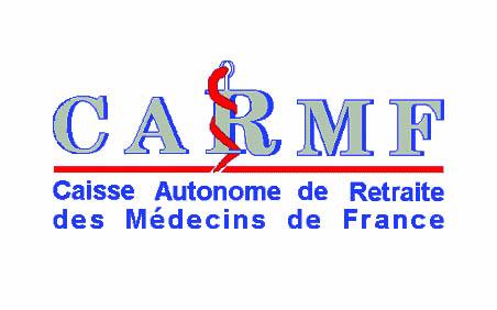 logo CARMF Medecins