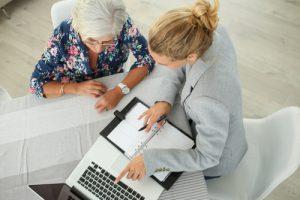 aide pension réversion
