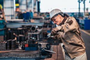 salariée industrie