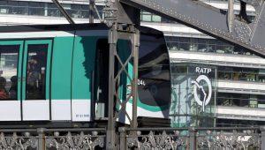 Transport Paris RATP