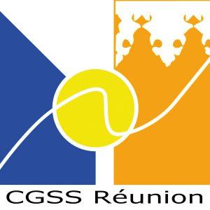 logo CGSS Réunion