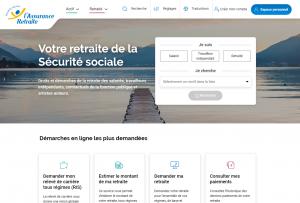 site internet lassuranceretraite.fr