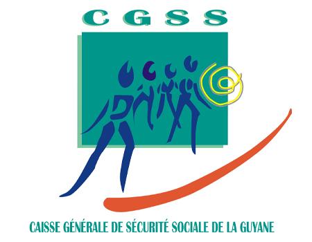 logo CGSS Guyane