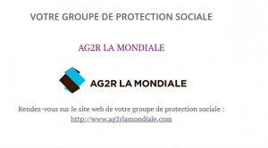 groupe protection sociale AG2R La Mondiale