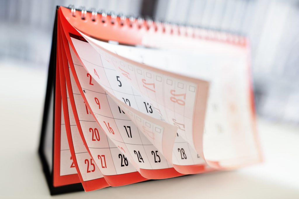 Calendrier 2020 date versement retraites / réversions | Pension de