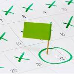 date de départ de la pension de réversion