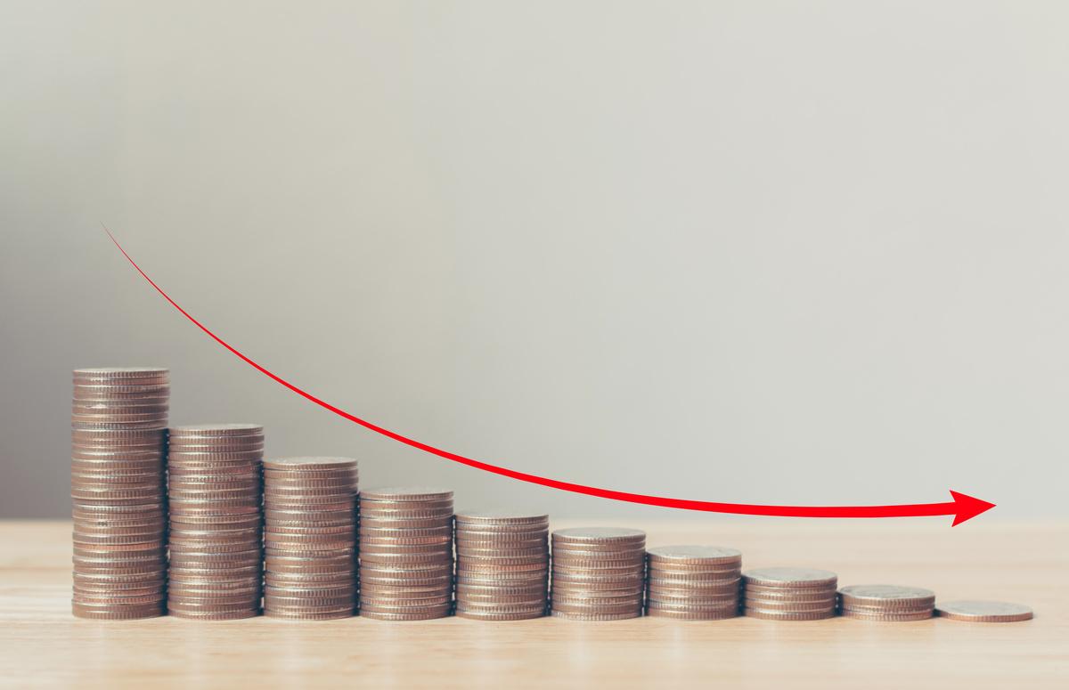 Baisse du montant des pension de réversion