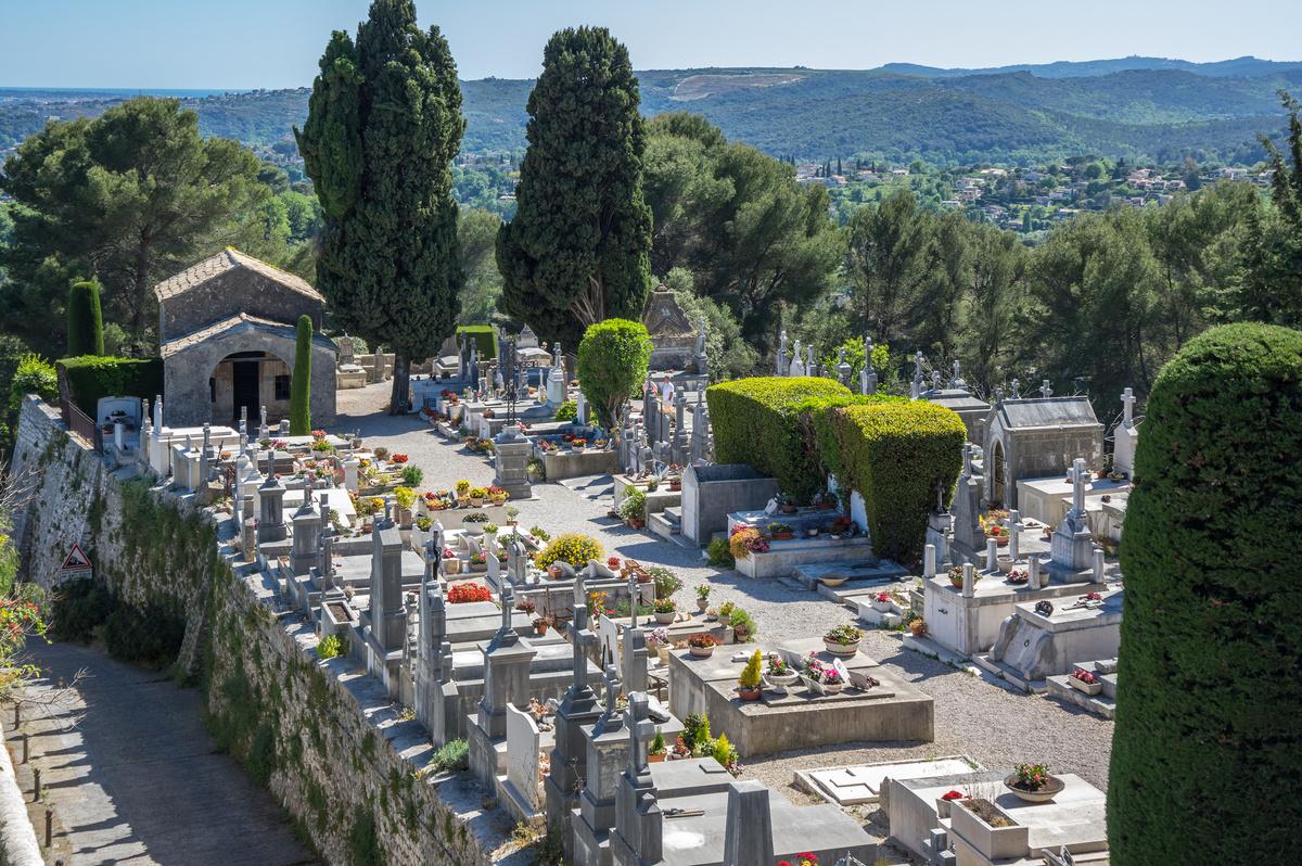 attestation sepulture