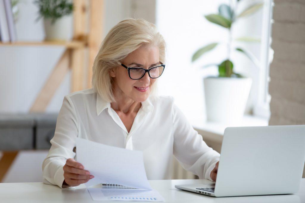 Révision de la pension de réversion